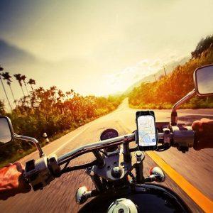 Suport telefon pentru motocicleta